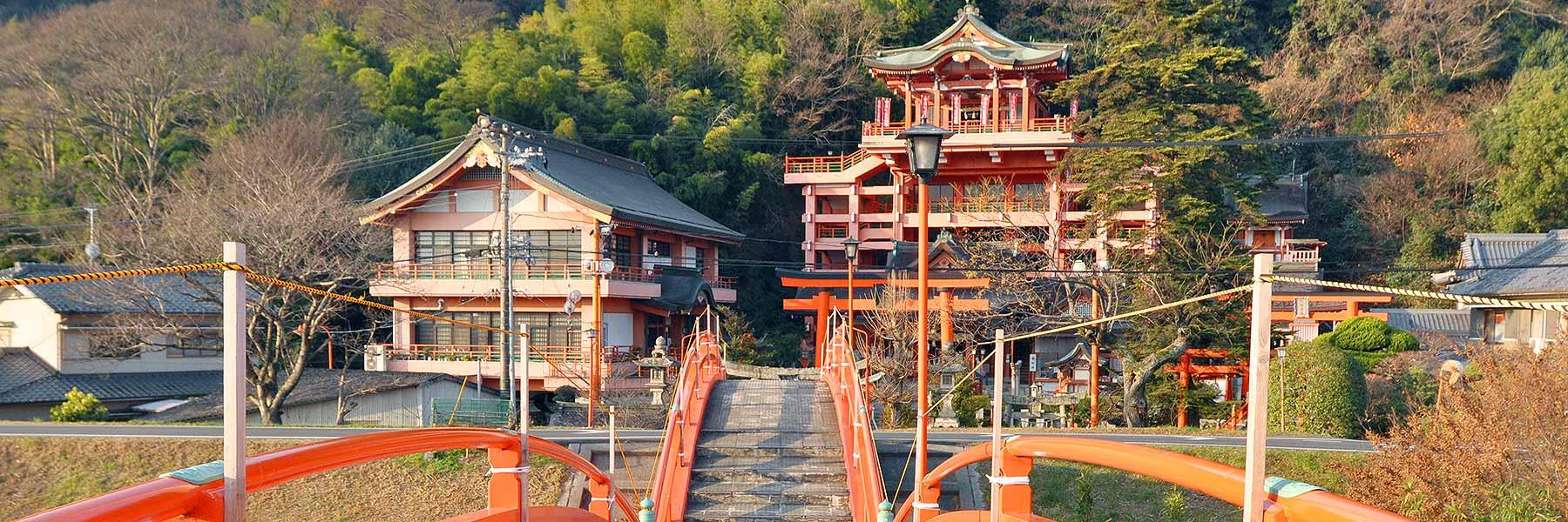 稲荷 神社 草戸